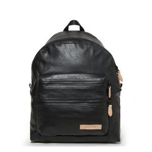 New EASTPAK Padded Leather Pakr Backpack